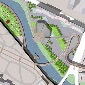concorso di architettura piazzale boschetti Padova