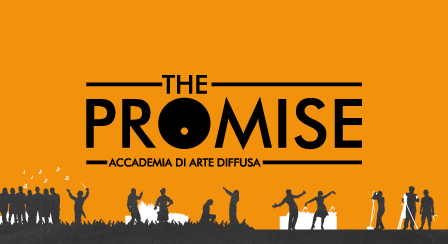 grafica logo the promise