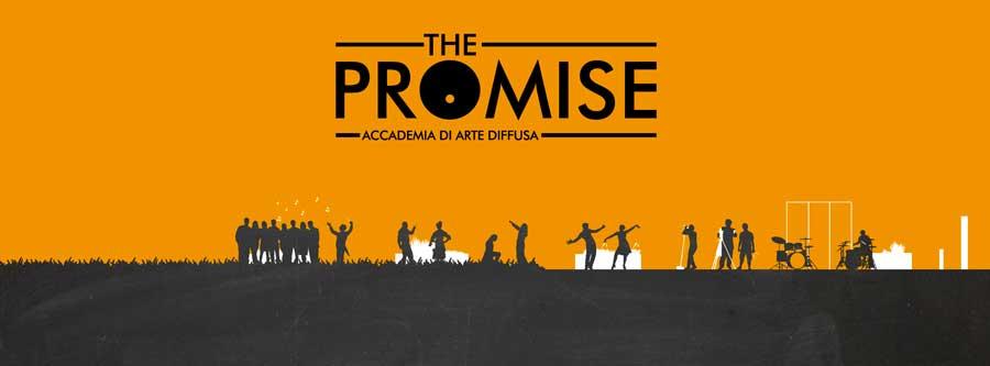 grafica copertina the promise padova