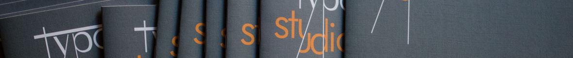 Brochure Studio Typo