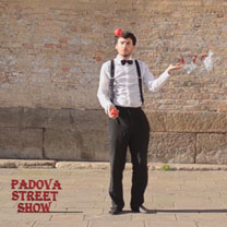 ball spot video pubblicitario padova street show