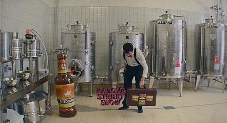 beer spot video pubblicitario padova street show